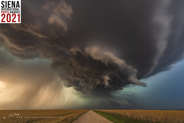 The Enid Supercell.