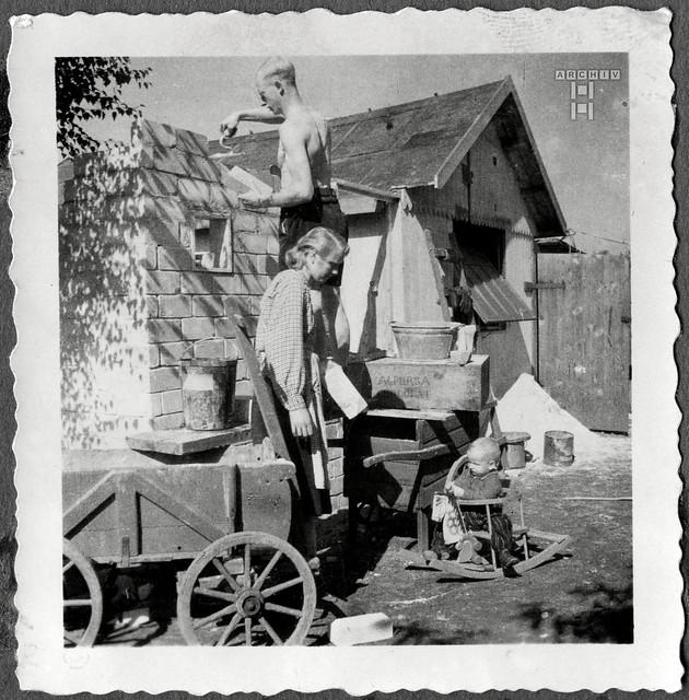 Archiv 25TappenAlbum13u137 Rudolf Frahm, 1927-1941