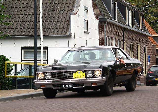 1973 Chevrolet Impala 5.7 V8