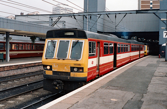 141 115 at Leeds on 31st August 1995