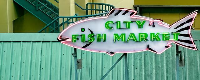 Fishy Sign
