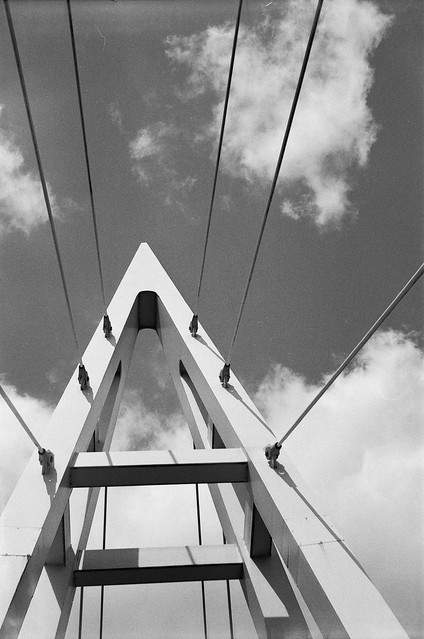 Greystone Footbridge, Huyton