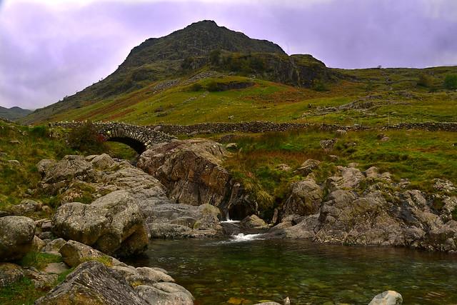 Seathwaite Fell, Lake District