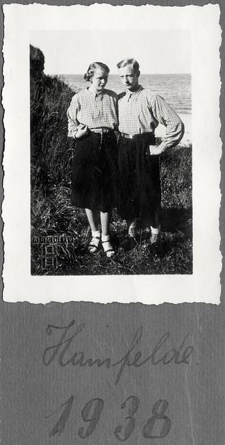 Archiv 25TappenAlbum13u131 Rudolf Frahm, Hamfelde, 1927-1941