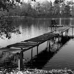 Autumn Lakes - Old pier