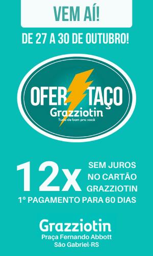 VEM AÍ! Ofertaço Grazziotin - de 27 a 30 de outubro em São Gabriel, descontos e condições especiais!