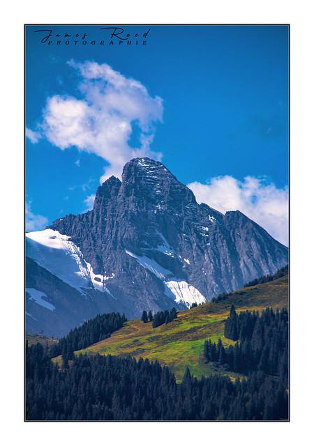 Suisse - Alpes Bernoises...
