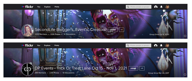 OMG TWO FLICKR COVERS?!