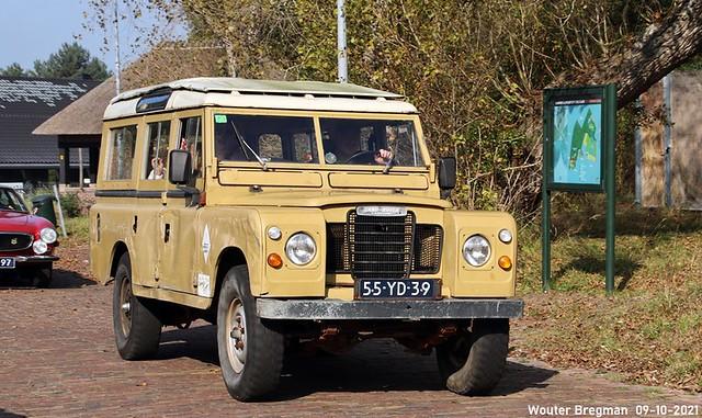 Land Rover 109 Stawag 1975