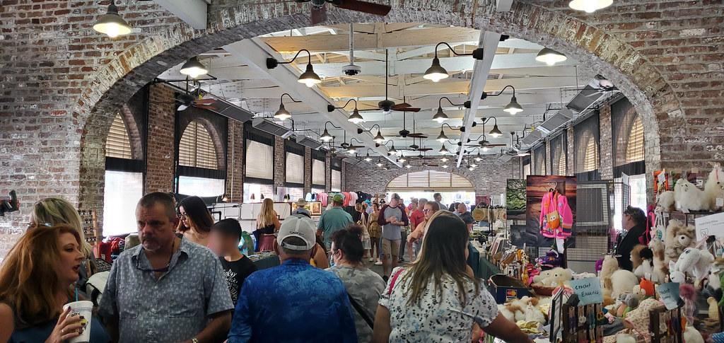 Market Street in Charleston