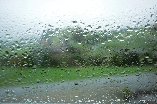 Regen in Urnäsch