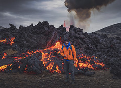 Geldingadalur, Iceland 2021