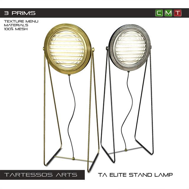 TA Elite Stand Lamp