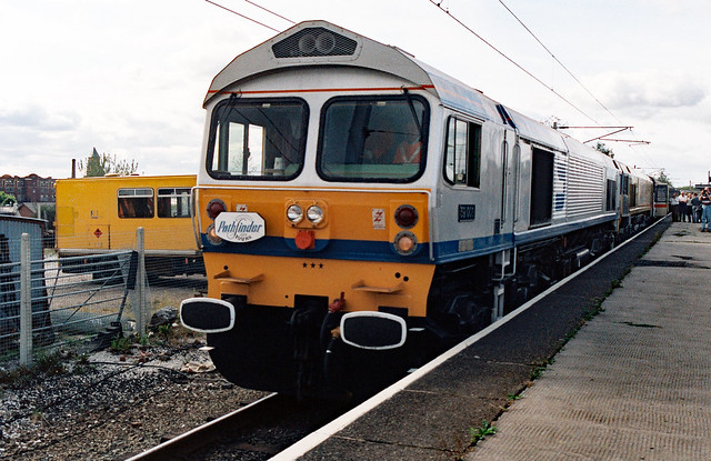 59 003 at Wigan North Western on 28th August 1995