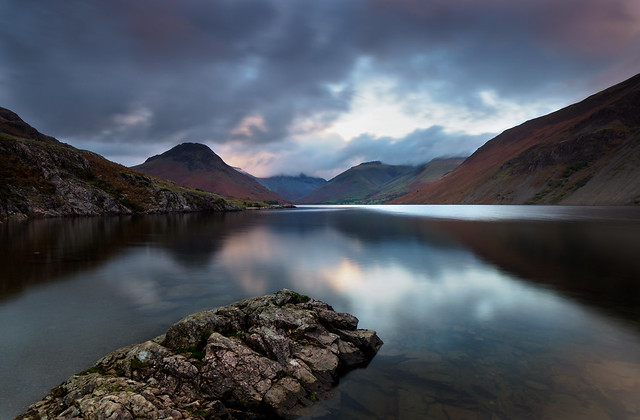 Wasdale late afternoon_