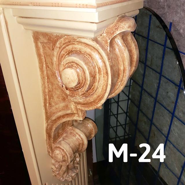 Fireplace Mantel M-24 - 5