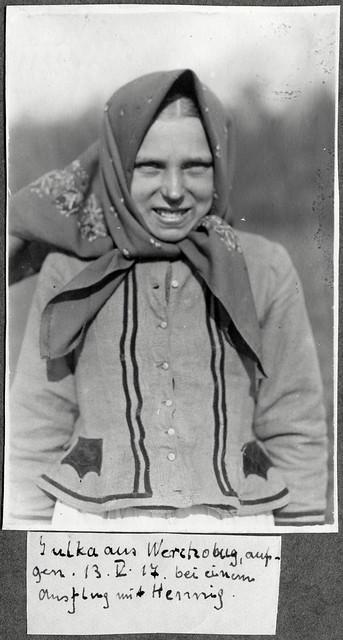 ArchivTappen24in25Album11s157a WWI Soldatenalbum, 1914-1918