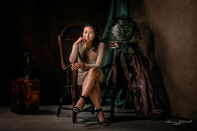 Model: Felicia Ronoredja