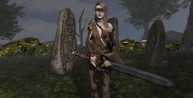The Breaker Druid.