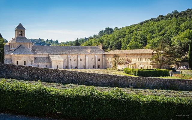 Abbaye Notre-Dame de Sénanque - Provence