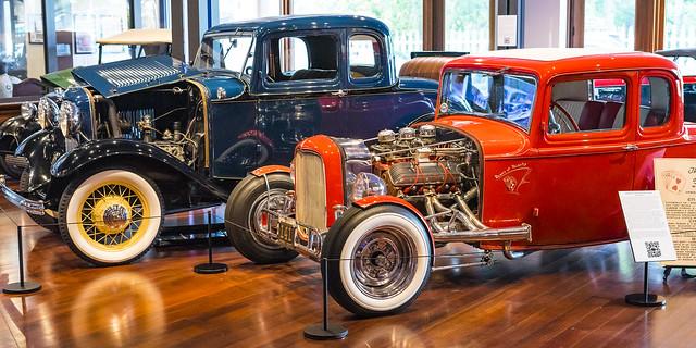 Stock vs Modified '32 Ford
