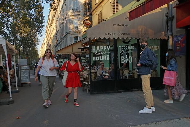 Boulevard Diderot - Paris (France)