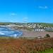 Panorama from Burgh Island