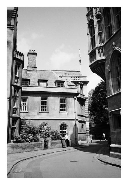 FILM - Cambridge chat