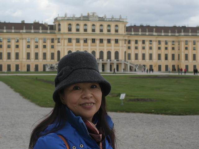In Schönbrunn