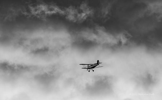 Bi-plane - Mill Hill (25)