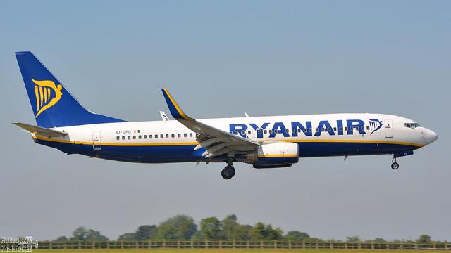 Ryanair 🇮🇪 Boeing 737-800 EI-DPO