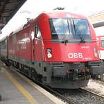 Verona: ÖBB Reihe 1216, Verona Porta Nuova (Veneto)