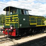 Verona: Locomotiva FS D.245, Verona Porta Nuova (Veneto)
