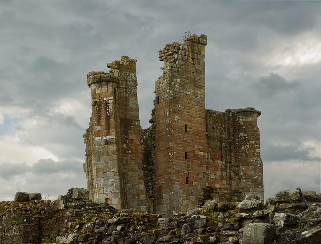 Edlingham Castle, Northumberland