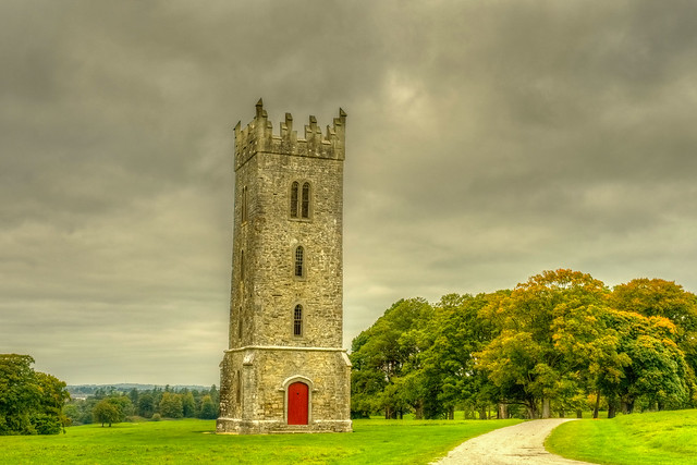 Tyrconnell Tower at Carton