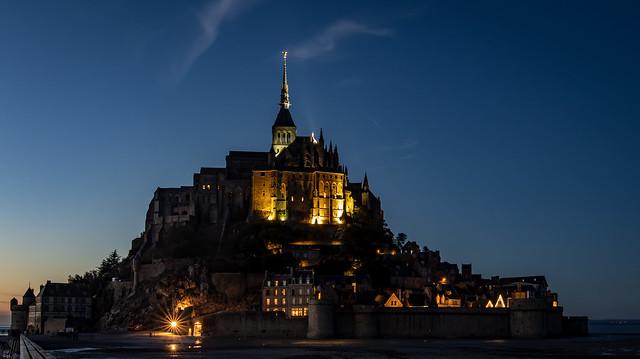 90D 0092 Le Mt. Saint-Michel - 08.10.2021
