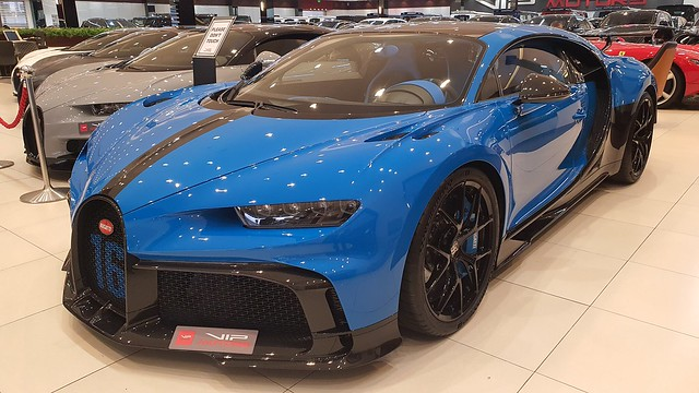 Bugatti Chiron Pur Sport. Only 60 made