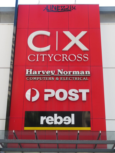 City Cross - 22/10/2021