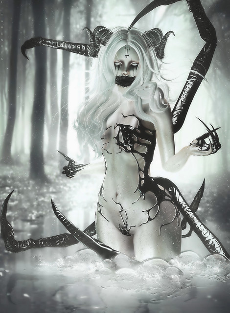 ☽☠ Rised From the Dark ☠☾