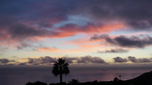 Ocean Sunset 6129