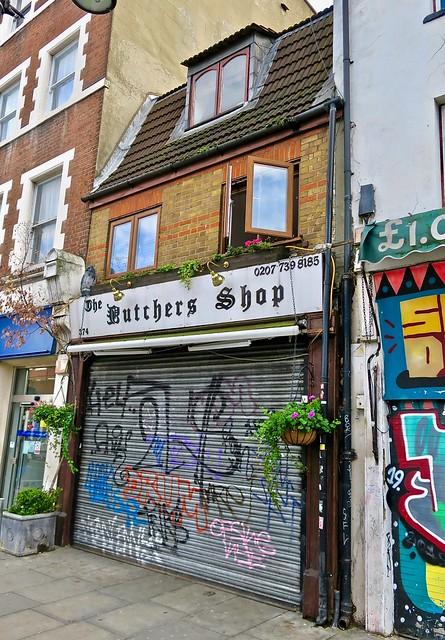 The Butchers Shop, London, UK