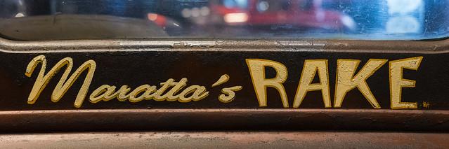 Maratta's RAKE