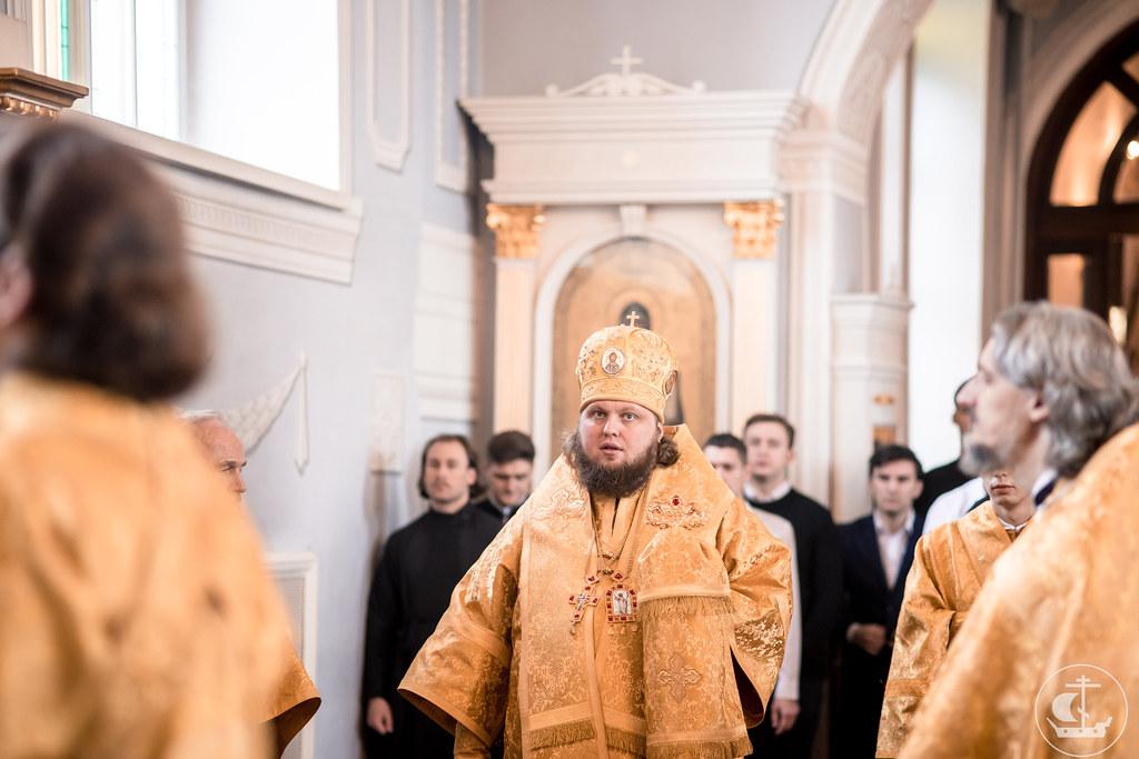 23-24 октября 2021. Неделя 18-я по Пятидесятнице / 23-24 October 2021.  18th Sunday after Pentecost