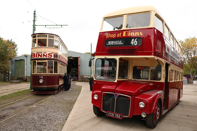 Northern General: 2099 PCN762 AEC Routemaster