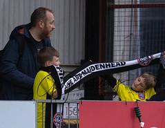 Maidenhead United vs Woking 23