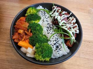 Korean BBQ Pork Bowl