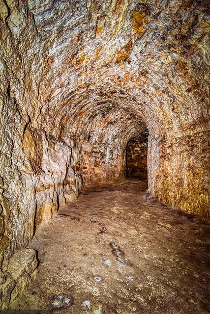 Trierer Front - Casemates du Fort Rubamprèz