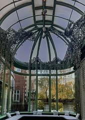 The Solarium at the Cooper Hewitt Museum, NYC, 10/21