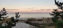Abendliche Ansicht des Strandes zwischen Juliusruh und Glowe