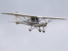 G-CDRO, Popham Airfield 24/10/21